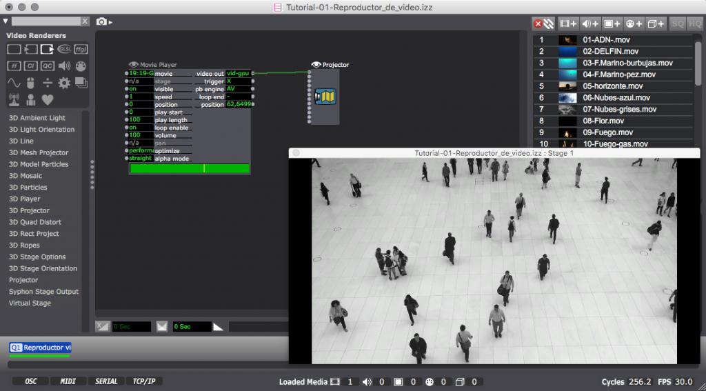 Syphon, app para la transmisión de vídeo de un programa a otro