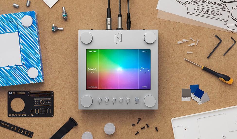 Inteligencia artificial para la creación sonora y visual con Magenta Studio