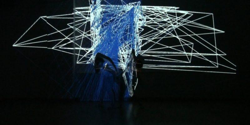 Workshop de instalaciones interactivas con Isadora. hybridart 2007