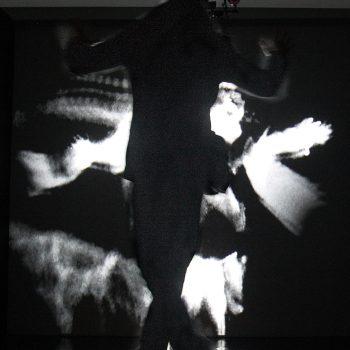 Body Hack en Centro Centro - Festival Madatac - Instalación interactiva - Mario Bastian